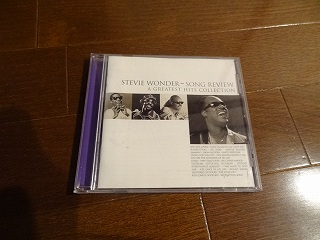 STEVIE WONDER『SONG REVIEW : A Greatest Hits Collection』.jpg